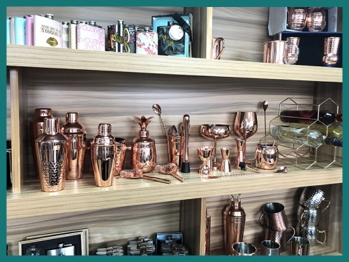 Barware Showroom