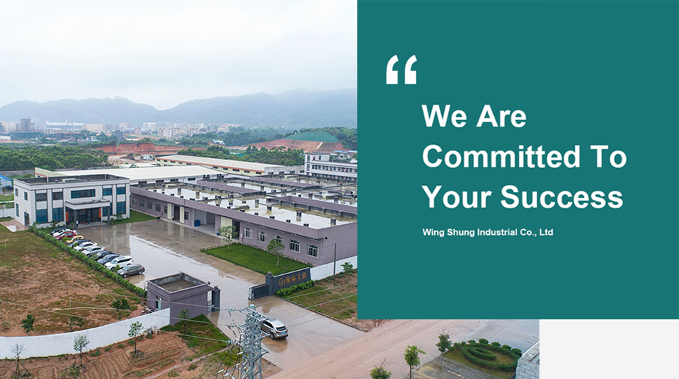 WING SHUNG INDUSTRIAL CO.,LTD