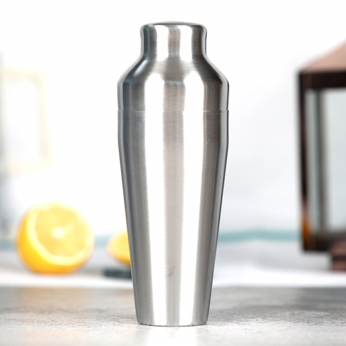550ml Brushed French Shaker Parisian Shaker