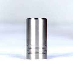 25/50ml Cylindrical Stainless Steel Double Jigger