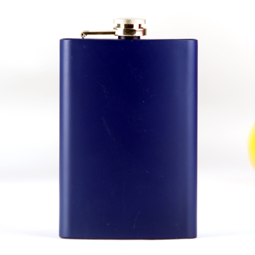 8oz Painted Stainless Steel Hip Flask