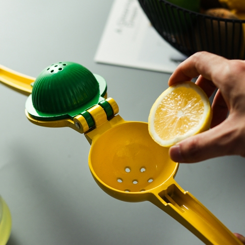 2-in-1 Lemon Squeezer Alumium Lemon Lime Orange Squeezer Lemon Juicer