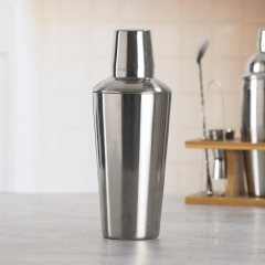 1000ml Mirror Polished Cocktail Shaker Large Capacity Cocktail Shaker