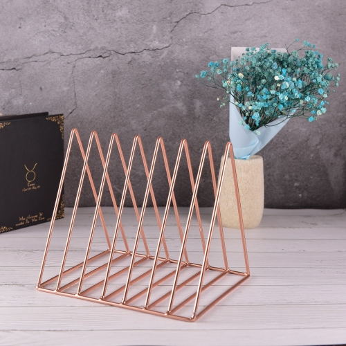Triangle Iron Plate Rack Metal Rack For Dishes Kitchen Rack