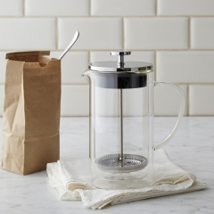 Double Wall French Press Premium Coffee Maker With Silicone Base